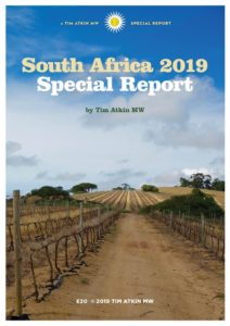 DeMorgenzon - Tim Atkin - South Africa 2019 Special Report